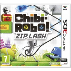 CHIBI-ROBO! ZIP LASH 3DS NINTENDO 3DSXL 2DS