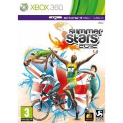 SUMMER STARS 2012 (KINECT) XBOX 360 VIDEOJUEGO FÍSICO XBOX360 XBOX 360