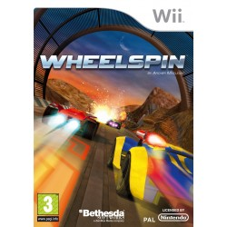 WHEELSPIN WII SPA/PORT