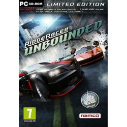 RIDGE RACER UNBOUNDED D1 LIMITED EDITION