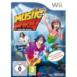 MUSIIC PARTY - ROCK DE HOUSE