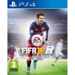 FIFA 16 PS4 PLAYSTATION 4 JUEGO FÍSICO
