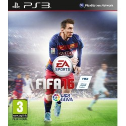 FIFA 16 PS3 VIDEOJUEGO FISICO PLAYSTATION 3