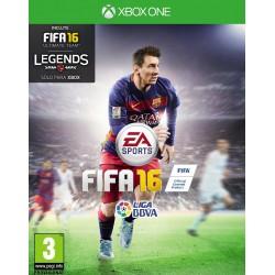 FIFA 16 XBOXONE VIDEOJUEGO FÍSICO XBOX ONE