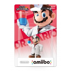 AMIIBO DR. MARIO SUPER SMASH BROS. COLLECTION Nº 42