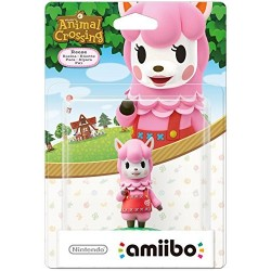 FIGURA AMIIBO PACA (Reese) ANIMAL CROSSING NINTENDO WiiU WII-U
