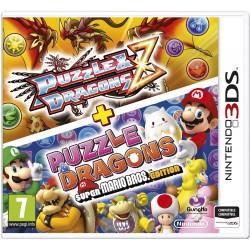 PUZZLE & DRAGONS + PUZZLE & DRAGONS SUPER MARIO BROS. EDITION NINTENDO 3DS 2DS