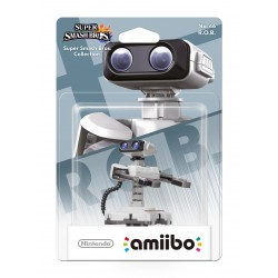AMIIBO R.O.B. SUPER SMASH BROS nº 46