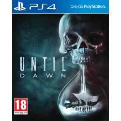 UNTIL DAWN PS4 VIDEOJUEGO FISICO PLAYSTATION 4