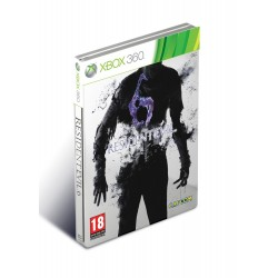 RESIDENT EVIL 6 LIMITED EDITION (STEEL) XBOX 360 VIDEOJUEGO FÍSICO XBOX360 XBOX 360