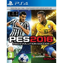 PRO EVOLUTION SOCCER 2016 ONE DAY PS4