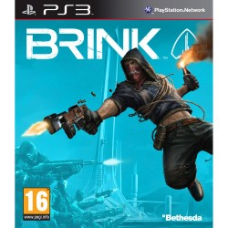 BRINK PS3 VIDEOJUEGO FÍSICO PLAYSTATION 3 PS3