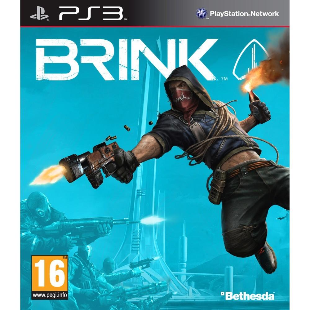 BRINK PS3 VIDEOJUEGO FÍSICO PLAYSTATION 3 PS3