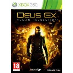 DEUS EX: HUMAN REVOLUTION XBOX 360 VIDEOJUEGO FÍSICO XBOX360 XBOX 360