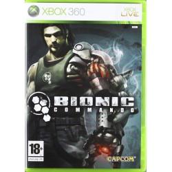 BIONIC COMMANDO XBOX 360 VIDEOJUEGO FÍSICO XBOX360 XBOX 360