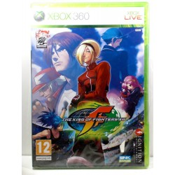 THE KING OF FIGHTERS XII XBOX 360 VIDEOJUEGO FÍSICO XBOX360 XBOX 360
