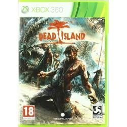 DEAD ISLAND XBOX 360 VIDEOJUEGO FÍSICO XBOX360 XBOX 360