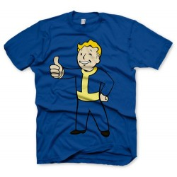 CAMISETA FALLOUT - THUMBS UP XL CAMISETAS VIDEOJUEGOS