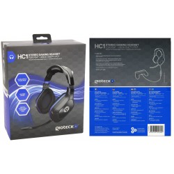 HC-1 WIRED STEREO HEADSET