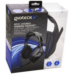 HC-2 WIRED STEREO HEADSET (UNI)