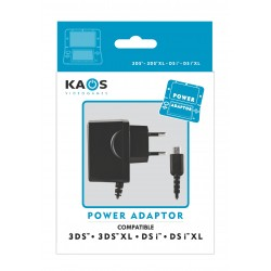 DSi™ DSi™ XL 3DS™ 3DSXL™ POWER ADAPTOR