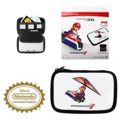 DSI™ DSIXL™ 3DS™ 3DSXL™ ESTUCHE MARIO KART PARA CONSOLA Y JUEGOS