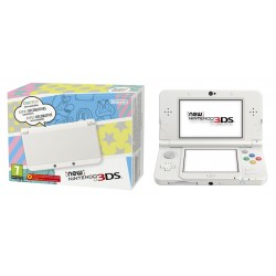 CONSOLA NEW 3DS WHITE