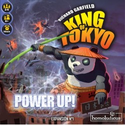 KING OF TOKYO : POWER UP JUEGOS MESA