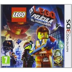 LA LEGO PELICULA EL VIDEOJUEGO NINTENDO 3DS FISICO PHYSICAL GAME 3DSXL