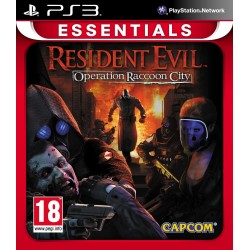 RESIDENT EVIL 5 OP. RACCOON CITY ESSENTIALS