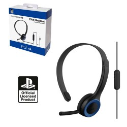 PS4™ CHAT HEADSET