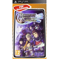 PHANTASY STAR PORTABLE ESSENTIALS