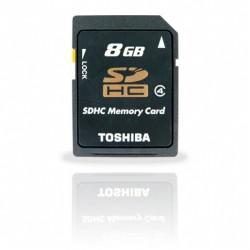 SD TOSHIBA 8GB C4