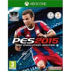 PRO EVOLUTION SOCCER 2015 DAY ONE XBOX ONE