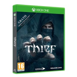 THIEF XBOXONE VIDEOJUEGO FISICO MICROSOFT XBOX ONE PHYSICAL GAME XBOX ONE