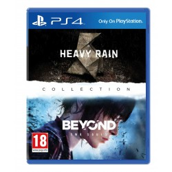 PACK HEAVY RAIN + BEYOND DOS ALMAS PS4 PLAYSTATION 4