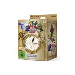 3DS Hyrule Warriors Legends. Incluye Reloj Brújula ( edicion limitada)