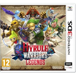 3DS Hyrule Warriors Legends