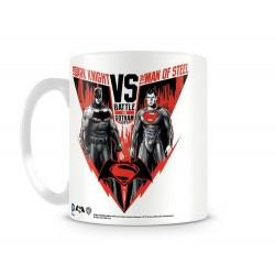 TAZA BATMAN VS SUPERMAN GOTHAM COFFEE TAZAS CINE