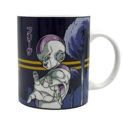 TAZA DRAGON BALL FREEZER VS GOKU MERCHANDISING MANGA / COMICS