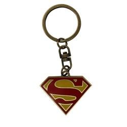 LLAVERO SUPERMAN LOGO MERCHANDISING MANGA / COMICS