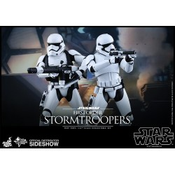 FIGURA HOTTOYS STAR WARS EPISODIO VII PACK STORMTROOPER FIGURAS CINE