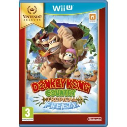 DONKEY KONG COUNTRY: TROPICAL FREEZE WII U NINTENDO SELECTS WIIU