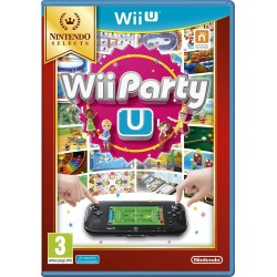 WII PARTY U WII U NINTENDO SELECTS WIIU