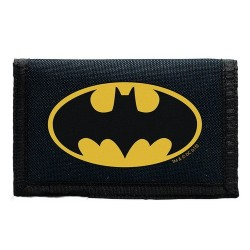 CARTERA BATMAN LOGO MERCHANDISING MANGA / COMICS