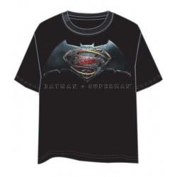 CAMISETA BATMAN VS SUPERMAN XXL CAMISETAS MANGA / COMICS