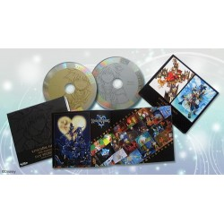 BANDA SONORA CD KINGDOM HEARTS 10TH ANIVERSARIO MERCHANDISING VIDEOJUEGOS