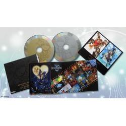 BANDA SONORA CD KINGDOM HEARTS 10TH ANIVERSARIO MERCHANDISING VIDEOJUEGOS