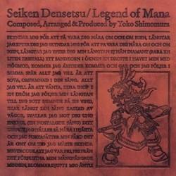 BANDA SONORA CD LEGEND OF MANA MERCHANDISING VIDEOJUEGOS