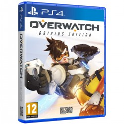 OVERWATCH ORIGINS EDITION PS4 PLAYSTATION 4